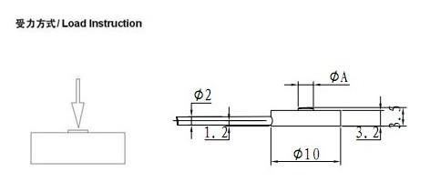微型称重传感器│小型压力传感器│小尺寸测力传感器